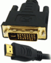 HDMI to DVI Cables