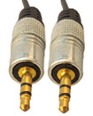 3.5mm Male to Male Stereo Jack Cable