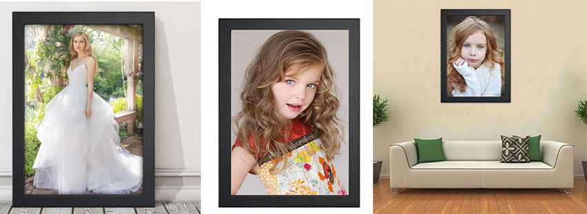 PHOTO PICTURE POSTER Frame Certificate Wall Mountable 30x20/'/'Inches NEW Modern