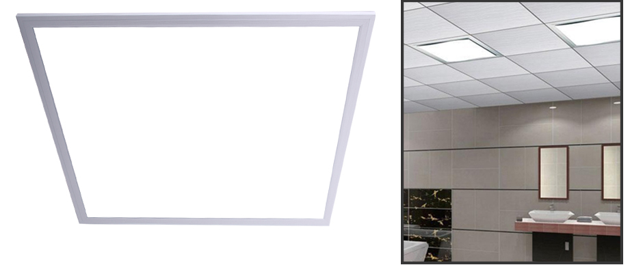 Suspended Ceiling Lights 600mm X 600mm : W suspended ceiling recessed led panel lights home